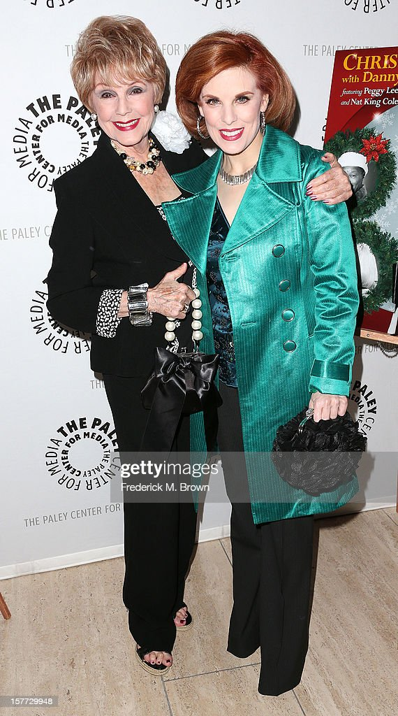 Producers Karen Kramer, (L) and <a gi-track='captionPersonalityLinkClicked' href=/galleries/search?phrase=Kat+Kramer&family=editorial&specificpeople=236074 ng-click='$event.stopPropagation()'>Kat Kramer</a> attend The Paley Center For Media's Holiday Salute To Danny Kaye at The Paley Center for Media on December 5, 2012 in Beverly Hills, California.