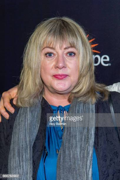 Producers= Mandy Leith attends Disneynature with the Cinema Society host the premiere of 'Born in China' at Landmark Sunshine Cinema on April 8 2017...