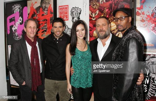 """The Man With The Iron Fists"" New York Screening Photos ..."