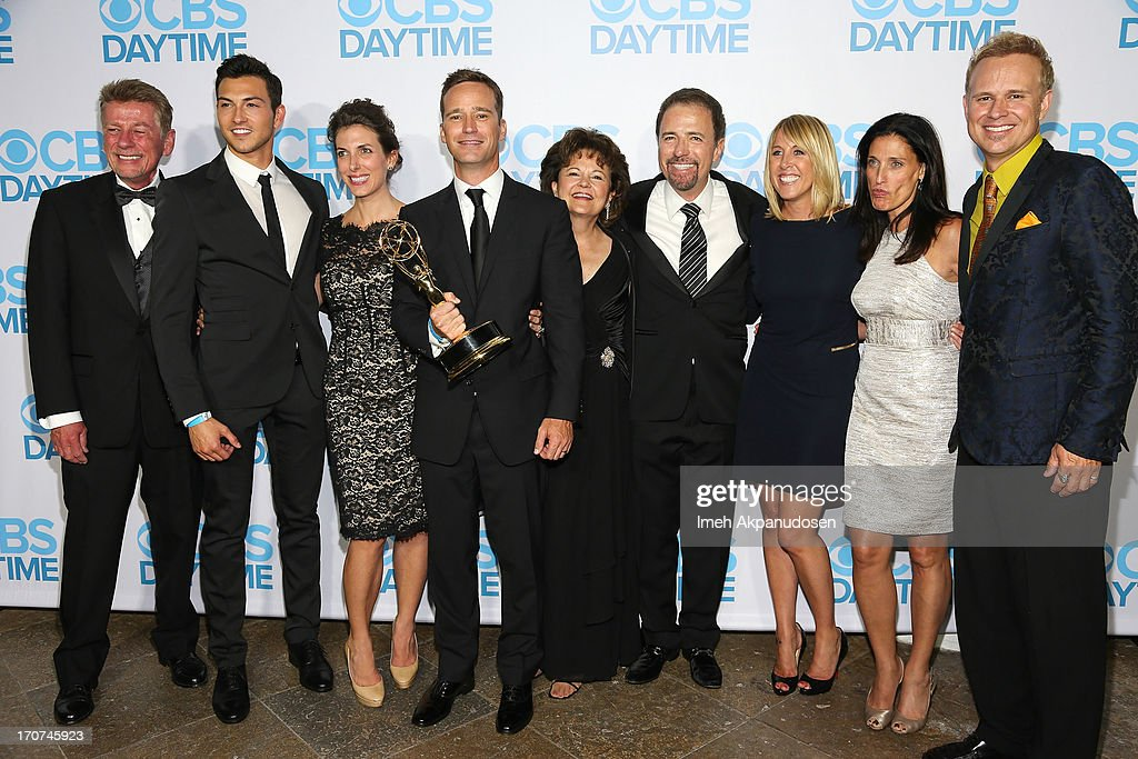 Producers of 'The Price Is Right' attend The 40th Annual Daytime Emmy Awards After Party at The Beverly Hilton Hotel on June 16, 2013 in Beverly Hills, California.