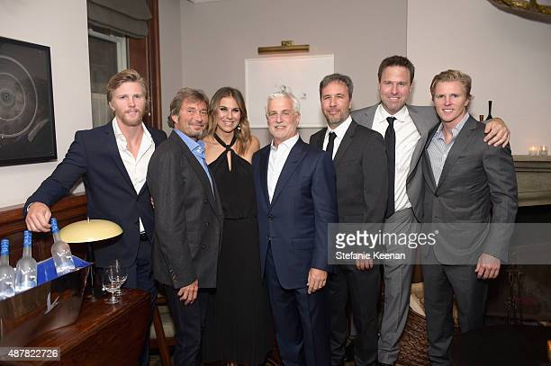 Producers Thad Luckinbill Patrick Wachsberger Molly Smith CoChairman of Lionsgate Motion Picture Group Rob Friedman director Denis Villenueve...