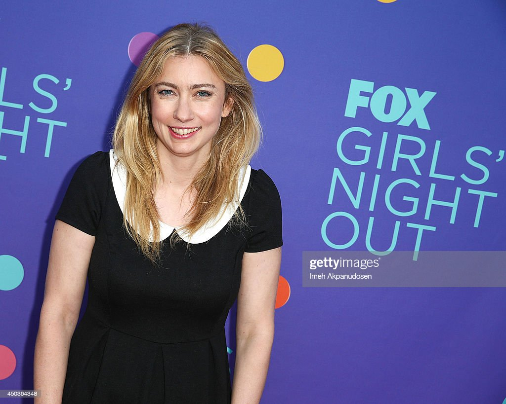 Producer/screenwriter Elizabeth Meriwether attends Fox's 'Girls Night Out' at Leonard H. Goldenson Theatre on June 9, 2014 in North Hollywood, California.