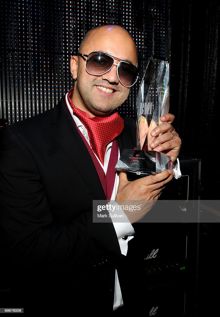 Producer/songwriter RedOne poses during the 58th Annual BMI Pop Awards held at the Beverly Wilshire Hotel on May 18, 2010 in Beverly Hills, California.