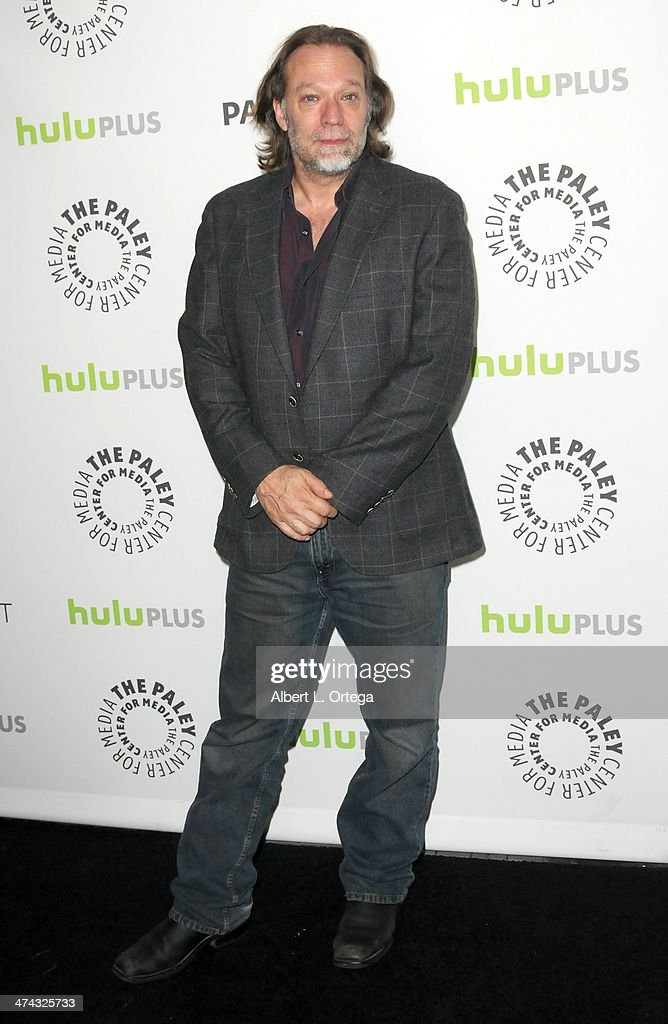 Producer/Special Effects Artist Greg Nicotero participates in The Paley Center For Media's PaleyFest 2013 Honoring 'The Walking Dead' held at The Saban Theater on March 1, 2013 in Beverly Hills, California.