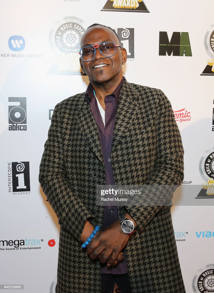 Producer/tv personality Randy Jackson attends The 7th Annual Guild Of Music Supervisors Awards at The Theater at Ace Hotel on February 16, 2017 in Hollywood, California.