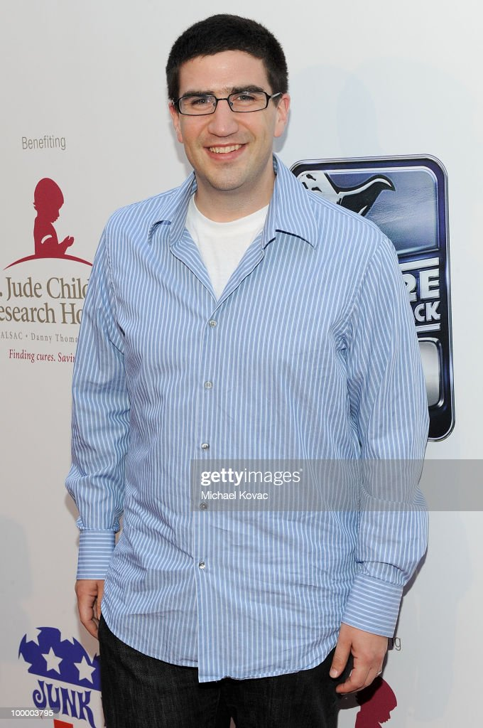 Producer/Writer Adam Horowitz arrives at 'The Empire Strikes Back' 30th Anniversary Charity Screening Event at ArcLight Cinemas on May 19, 2010 in Hollywood, California.