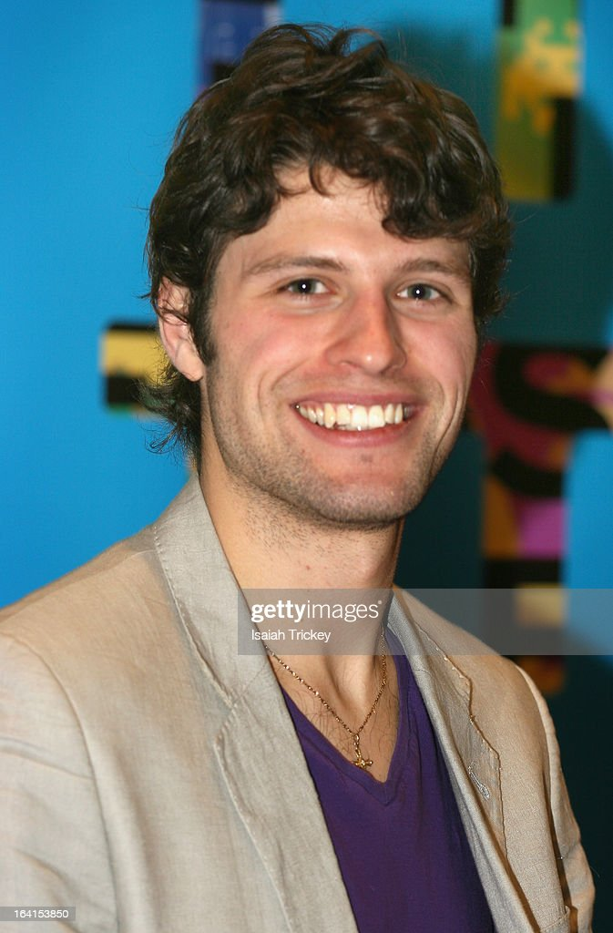 Producer/Writer Philip Stonhouse attends the ReelWorld Film Festival press conference at Famous Players Canada Square on March 20, 2013 in Toronto, Canada.