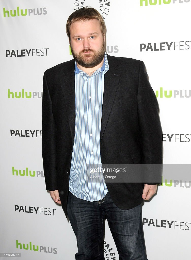 Producer/writer/creator <a gi-track='captionPersonalityLinkClicked' href=/galleries/search?phrase=Robert+Kirkman&family=editorial&specificpeople=3951162 ng-click='$event.stopPropagation()'>Robert Kirkman</a> participate in The Paley Center For Media's PaleyFest 2013 Honoring 'The Walking Dead' held at The Saban Theater on March 1, 2013 in Beverly Hills, California.