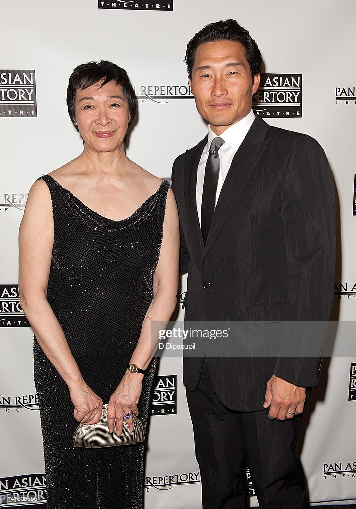 Producing Artistic Director of Pan Asian Repertory Tisa Chang (L) and actor/honoree <a gi-track='captionPersonalityLinkClicked' href=/galleries/search?phrase=Daniel+Dae+Kim&family=editorial&specificpeople=581168 ng-click='$event.stopPropagation()'>Daniel Dae Kim</a> attend 'Legacy And Homecoming' the Pan Asian Repertory's 35th Anniversary Gala at The Edison Ballroom on March 19, 2012 in New York City.