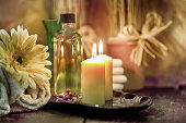 Candle for Zen spa