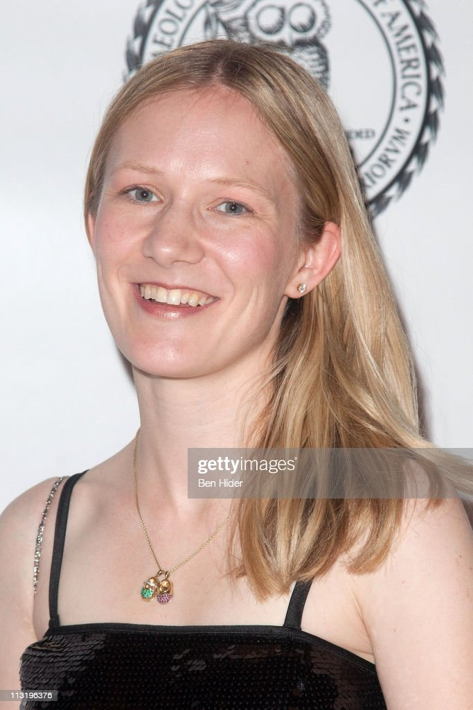 Product Manager for Google Earth Jennifer Austin attends the Archaeological Institute Of America's 2011 annual gala at Capitale on April 26, 2011 in New York City.