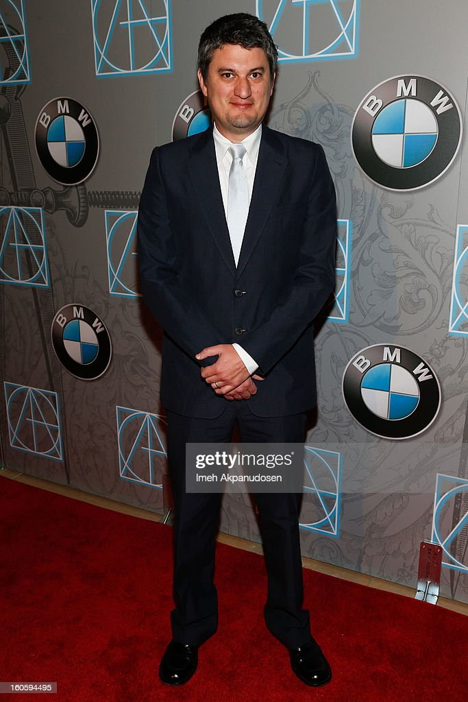 Production Designer Christopher Glass attends the 17th Annual Art Directors Guild Awards For Excellence In Production Design at The Beverly Hilton Hotel on February 2, 2013 in Beverly Hills, California.