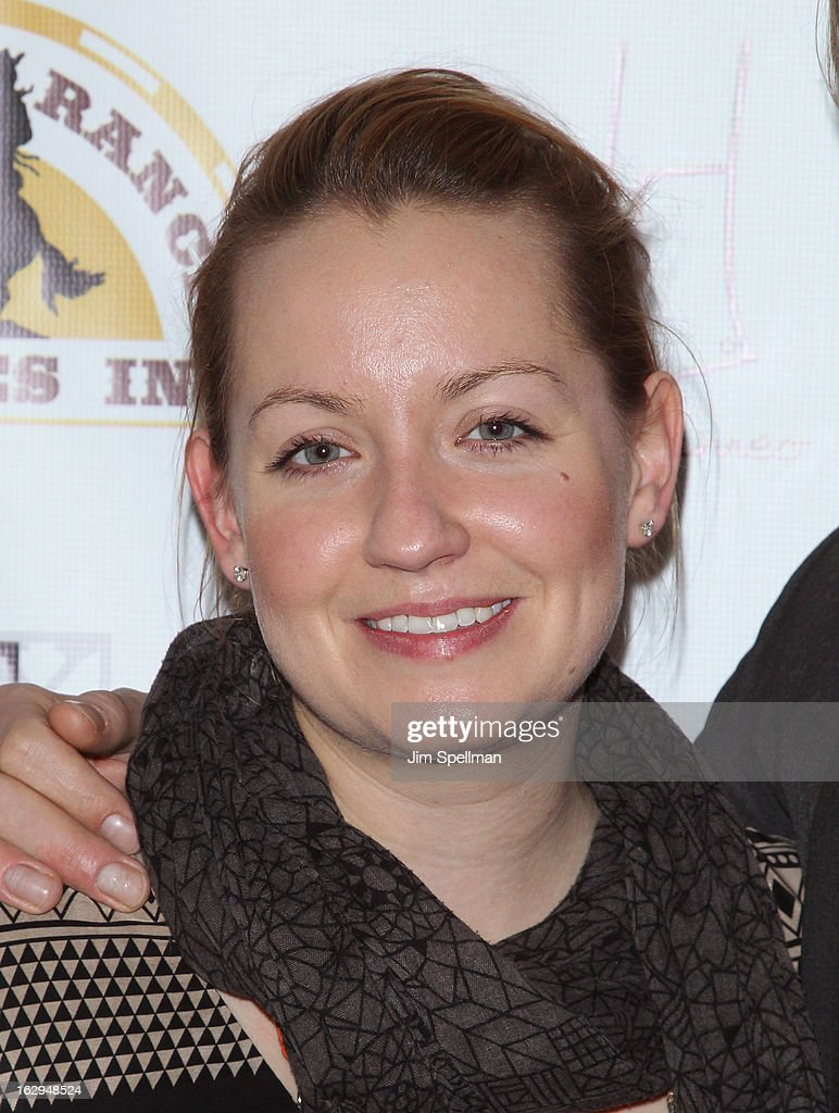 Production Designer Marie Lynn Wagner attends the opening night party for the 2013 First Time Fest at The Players Club on March 1, 2013 in New York City.
