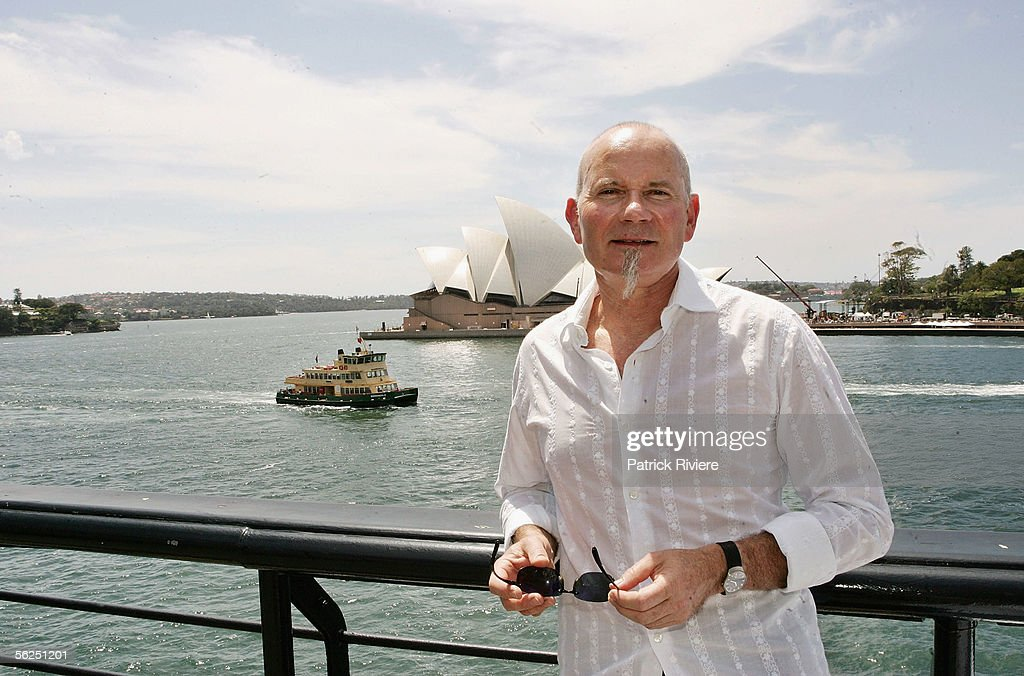 Production Designer Owen Paterson attends the Lexus Inside Film Awards InStyle brunch at the Overseas Passenger Terminal, The Rocks on November 22, 2005 in Sydney, Australia.