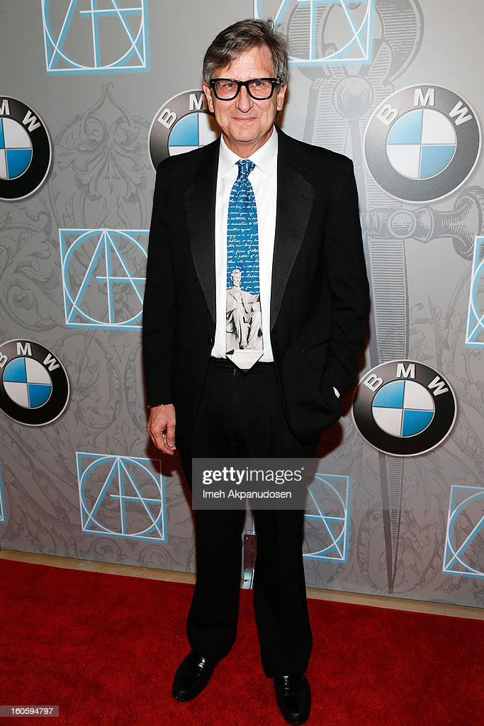 Production Designer Rick Carter attends the 17th Annual Art Directors Guild Awards For Excellence In Production Design at The Beverly Hilton Hotel on February 2, 2013 in Beverly Hills, California.
