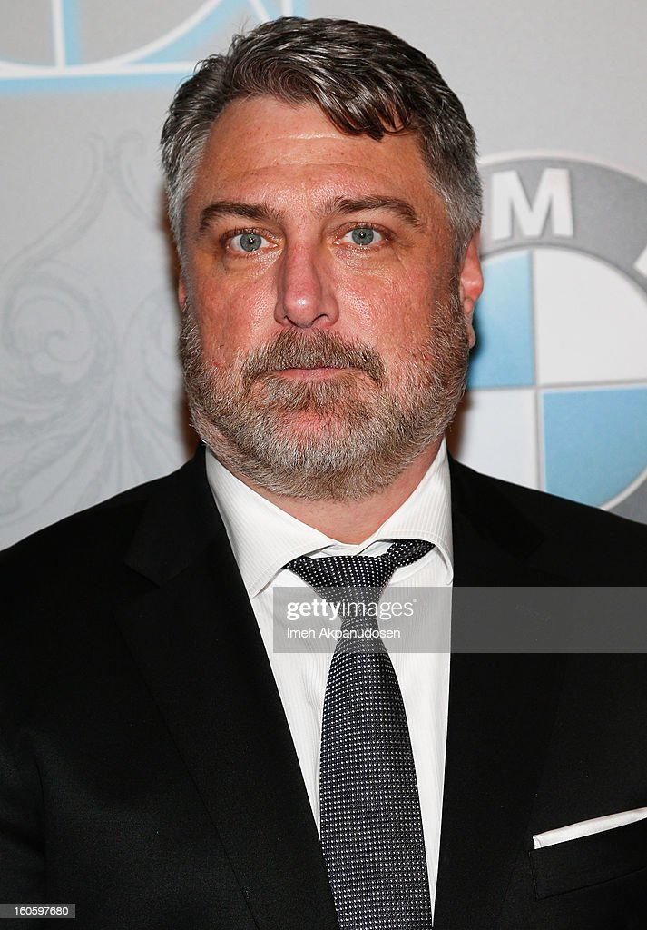 Production Designer Tony Fanning attends the 17th Annual Art Directors Guild Awards For Excellence In Production Design at The Beverly Hilton Hotel on February 2, 2013 in Beverly Hills, California.