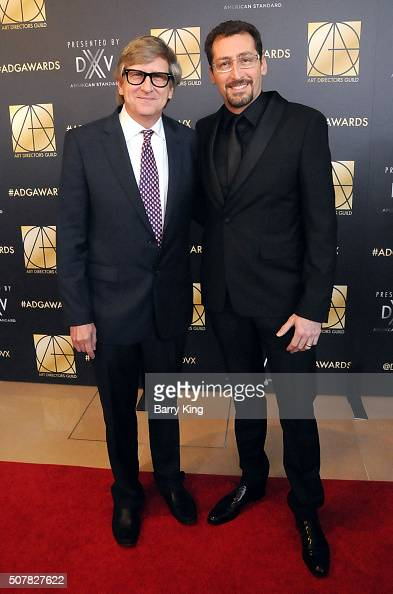 Production Designers Rick Carter and Darren Gilford attend Art Directors Guild 20th Annual Excellence in Production Awards at The Beverly Hilton...