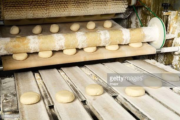 Ligne de Production de burger de pains