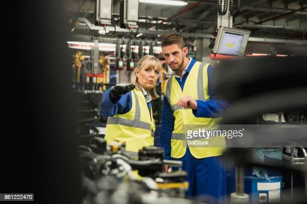 Production Line Surveyor