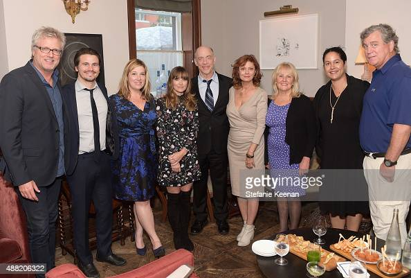 VP Production Sony Pictures Worldwide Acquisitions Peter Nelson actor Jason Ritter producer Joy Gorman Wettels director Lorene Scafaria actors JK...