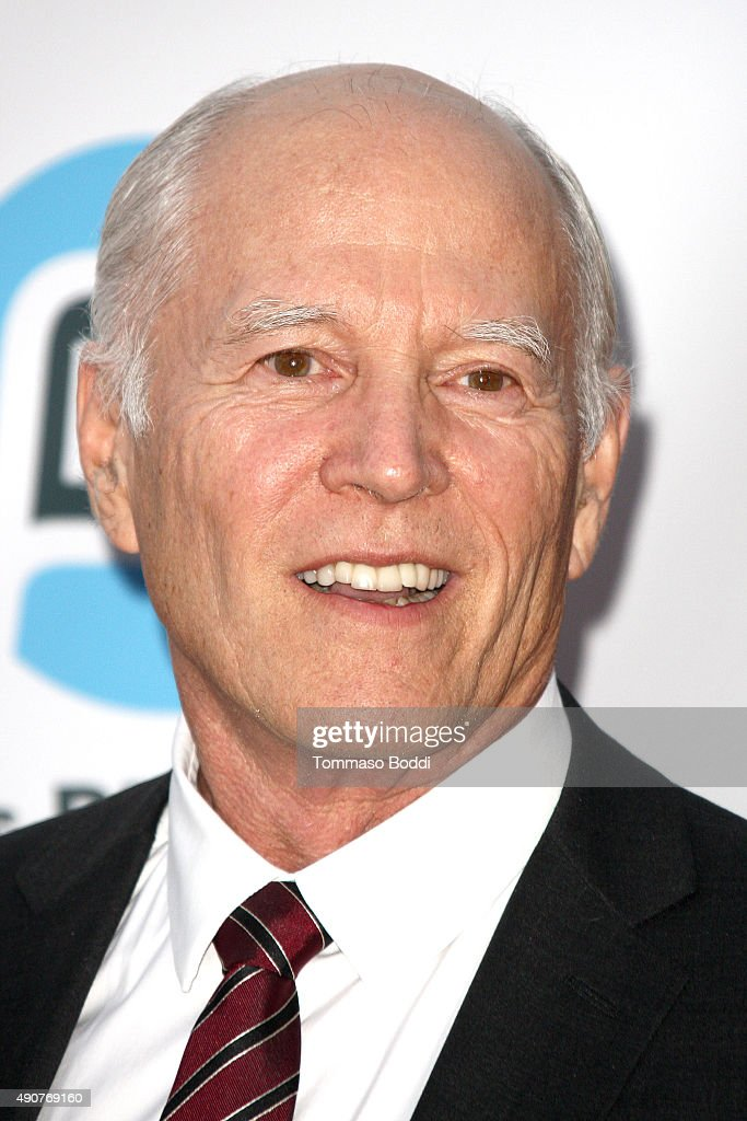 Proeducer Frank Marshall attends the 2015 LA's Promise Gala held at Universal Studios Hollywood on September 30, 2015 in Universal City, California.