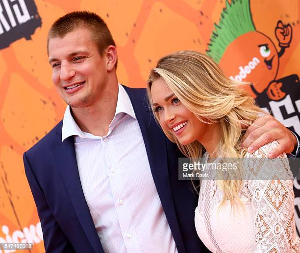Camille Kostek Photos Pictures Of Gronk S New Girl: Camille Kostek Stock Photos And Pictures