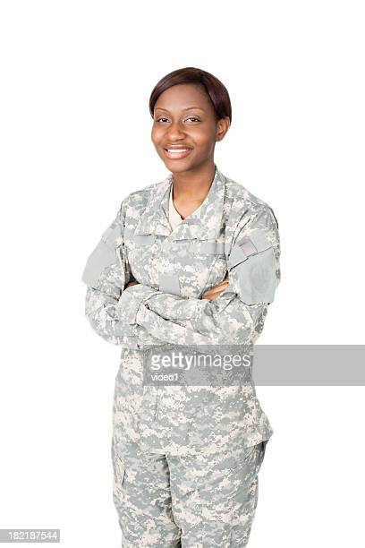 Professional American Soldier