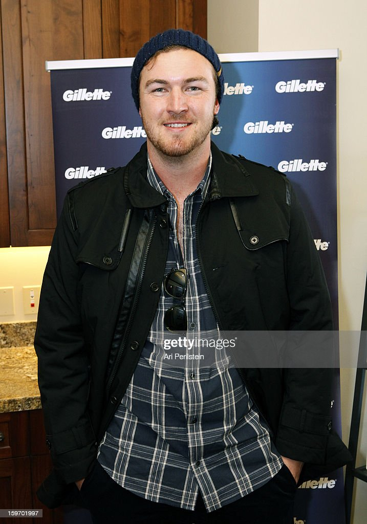 Professional Baseball player Philip Hughes of the New York Yankees attends Day 1 of Gillette Ask Couples at Sundance to 'Kiss & Tell' if They Prefer Stubble or Smooth Shaven on January 18, 2013 in Park City, Utah.