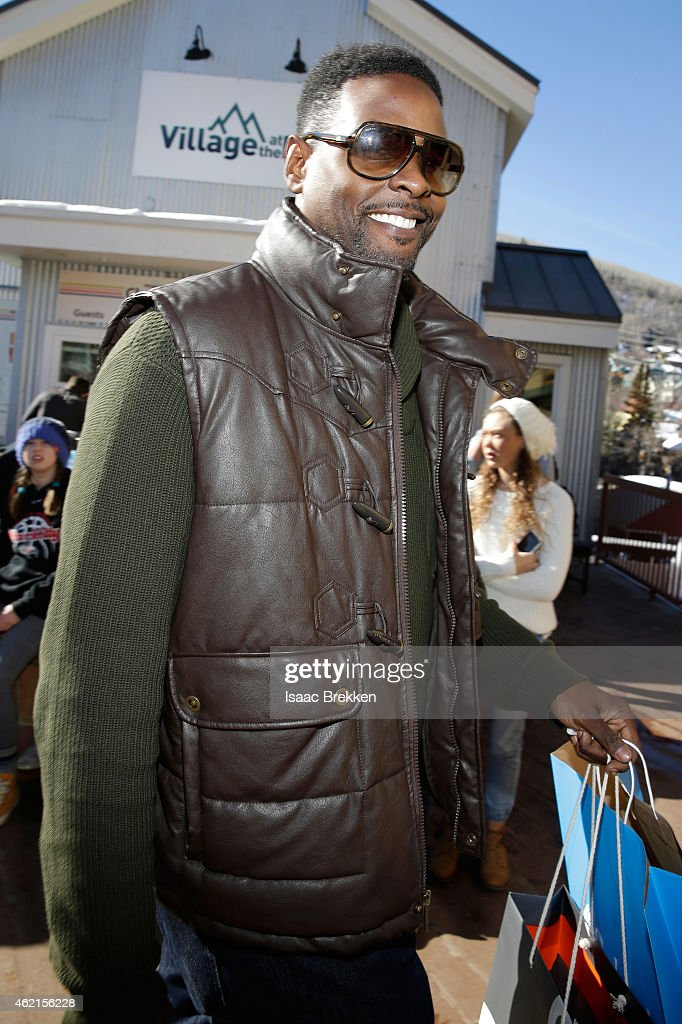 Professional Basketball player <a gi-track='captionPersonalityLinkClicked' href=/galleries/search?phrase=Chris+Webber&family=editorial&specificpeople=201510 ng-click='$event.stopPropagation()'>Chris Webber</a> attends The Village at The Lift 2015 on January 25, 2015 in Park City, Utah.