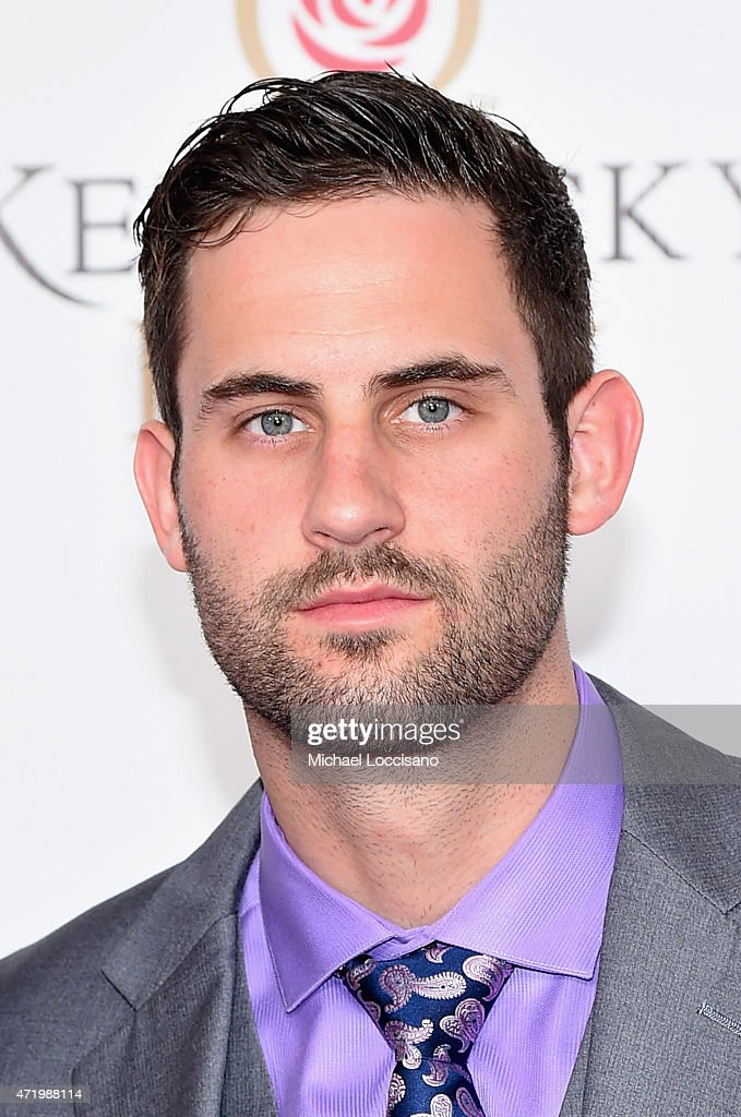 Professional basketball player, Luke Hancock attends the 141st Kentucky Derby at Churchill Downs on May 2, 2015 in Louisville, Kentucky.