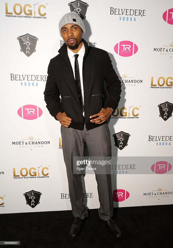 Professional basketball player Roger Mason Jr attends 1 OAK New Orleans Presented By LOGIC Electronic Cigarettes at Jax Brewery on February 2, 2013 in New Orleans, Louisiana.