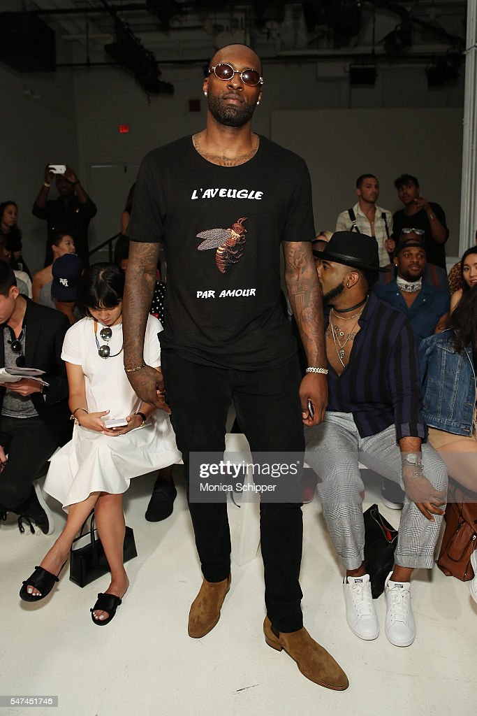 General Idea - Front Row - New York Fashion Week: Men's S/S 2017