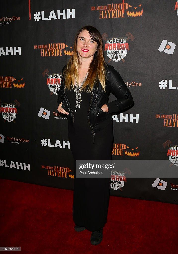 LA Haunted Hayride's 7th Annual VIP Black Carpet Event
