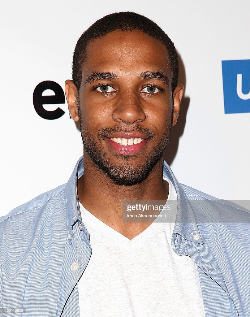 Professional basketball player Xavier Henry attends the 'Forgotten Four The Integration Of Pro Football' screening presented by EPIX UCLA at Royce...