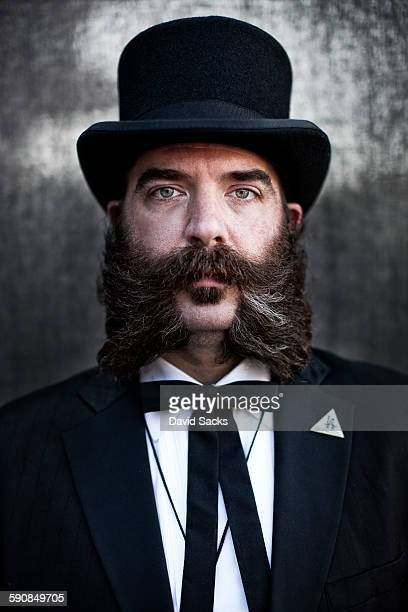 Professional Beard Competitor