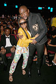 Professional boxer Floyd Mayweather attends the 2016 BET Awards at the Microsoft Theater on June 26 2016 in Los Angeles California