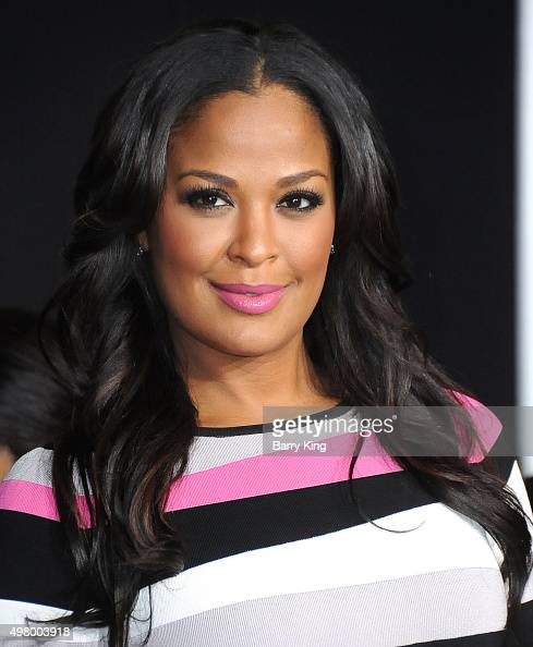 Professional Boxer Laila Ali attends the Premiere Of Warner Bros Pictures' 'Creed' at the Regency Village Theatre on November 19 2015 in Westwood...