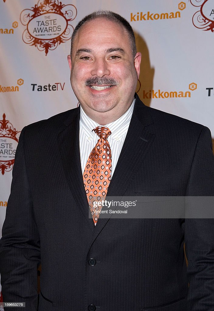 Professional Chef John Mitzewich attends the 4th annual Taste Awards at Vibiana on January 17, 2013 in Los Angeles, California.