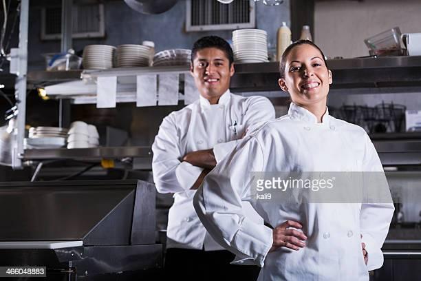 chefs professionnels