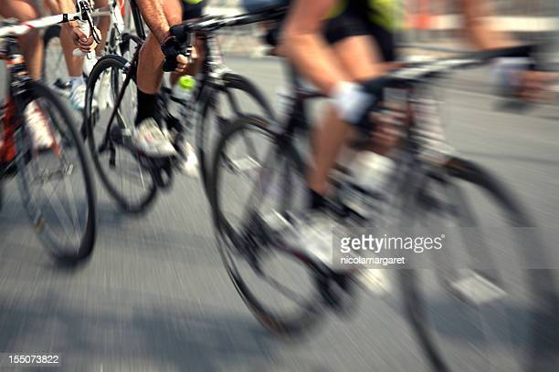 Gara ciclistica professionale