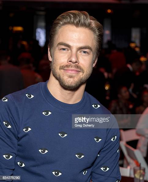 Professional Dancer Derek Hough attends the World Of Dance Industry Awards at Avalon Hollywood on February 7 2017 in Los Angeles California