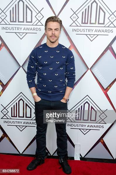 Professional Dancer Derek Hough attends World Of Dance Industry Awards at Avalon Hollywood on February 7 2017 in Los Angeles California