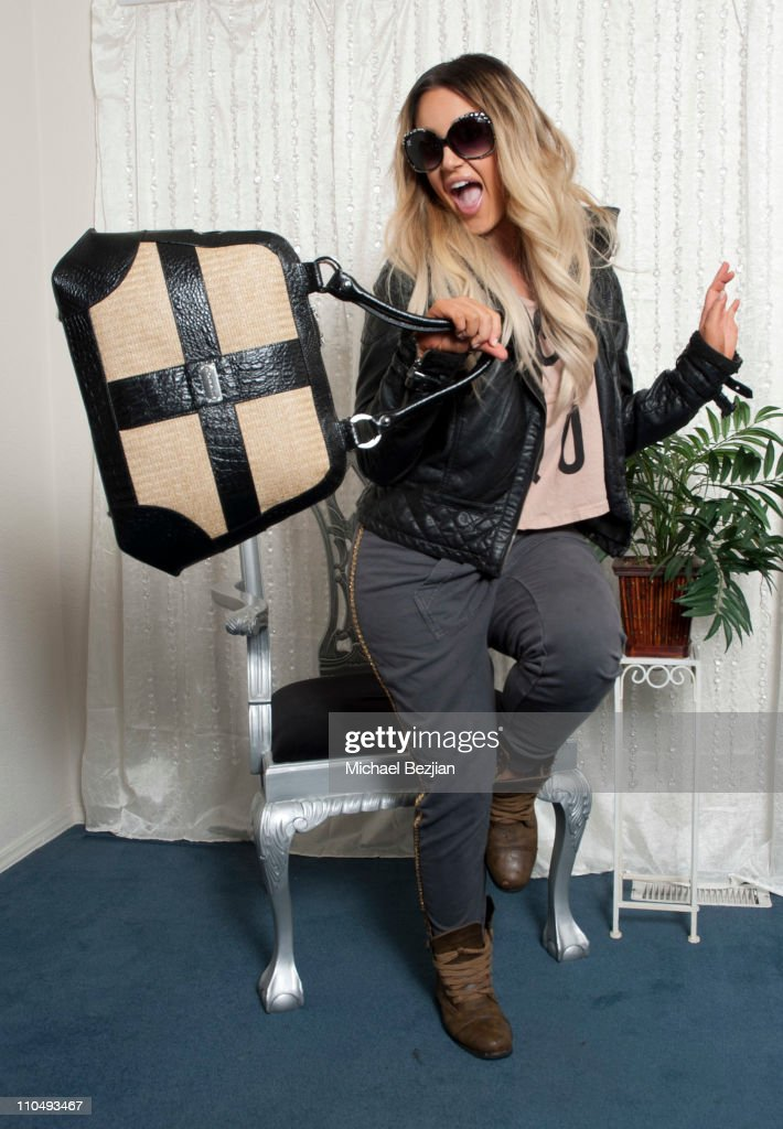 Professional dancer Lacey Schwimmer attends the Gifting Services Suite Honoring Dancing With The Stars - Day 1 at CBS Studios on March 20, 2011 in Los Angeles, California.