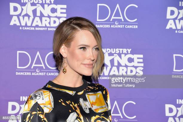 Professional dancer Peta Murgatroyd attends the 2017 Industry Dance Awards and Cancer Benefit Show at Avalon on August 16 2017 in Hollywood California