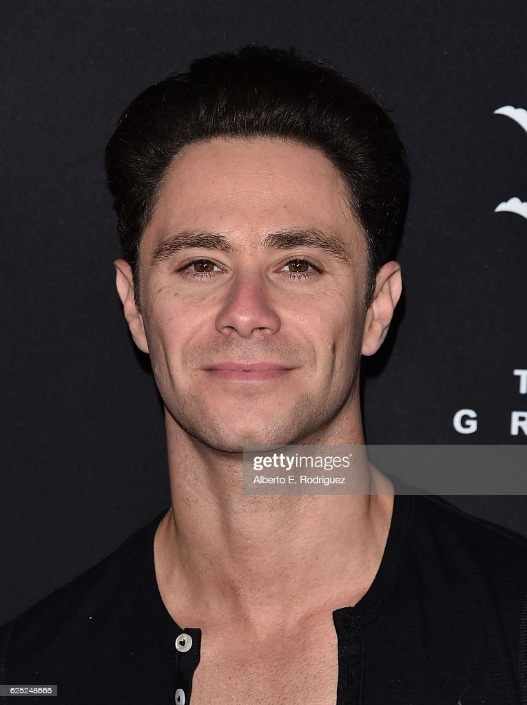 Professional dancer Sasha Farber attends ABC's 'Dancing With The Stars' Season 23 Finale at The Grove on November 22, 2016 in Los Angeles, California.