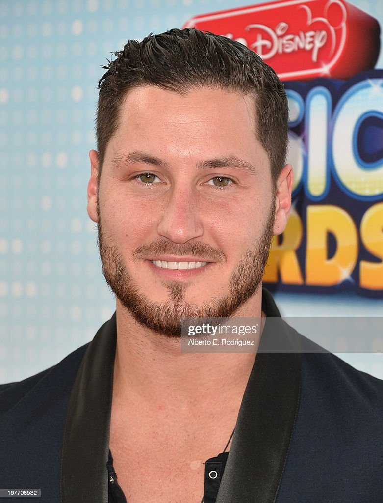 Professional dancer Val Chmerkovskiy arrives to the 2013 Radio Disney Music Awards at Nokia Theatre L.A. Live on April 27, 2013 in Los Angeles, California.