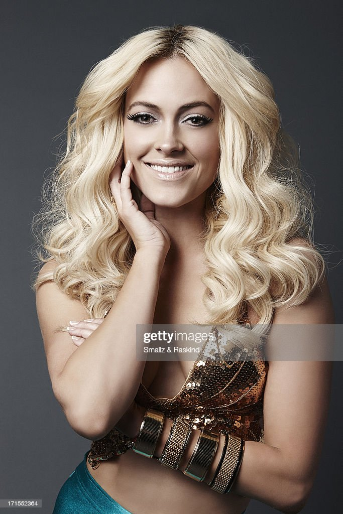 Professional dancers and cast members of the reality competition show 'Dancing with the Stars' <a gi-track='captionPersonalityLinkClicked' href=/galleries/search?phrase=Peta+Murgatroyd&family=editorial&specificpeople=6824437 ng-click='$event.stopPropagation()'>Peta Murgatroyd</a> is photographed for Us Weekly on May 23, 2013 in Los Angeles, California. ON