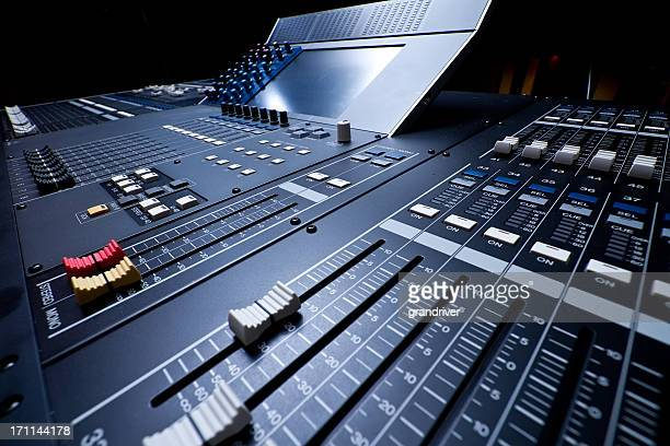 Professional Digital Sound and Recording Console