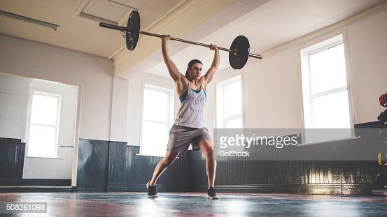 Olympic Weightlifting Stock Photos and Pictures | Getty Images