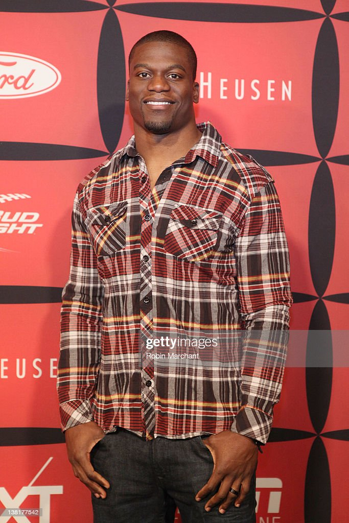 Professional football player Ben Watson attends ESPN The Magazine's 'NEXT' Event on February 3, 2012 in Indianapolis, Indiana.